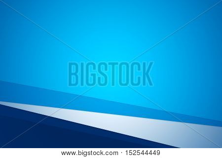 blue color abstract multiply shape layer background