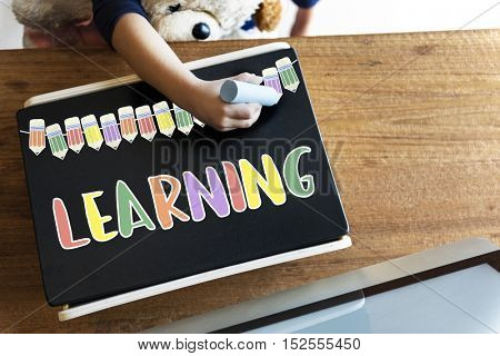 Learning Education School Study Concept