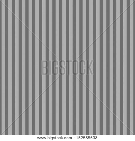 Striped gray seamless pattern. Fashion graphic background design. Modern stylish abstract texture. Colorful template for prints textiles wrapping wallpaper website. VECTOR illustration