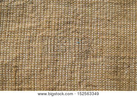 fabric texture for bags close-up for background