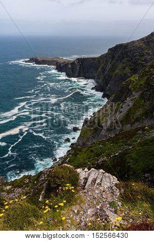 Fogher Cliffs In Ireland