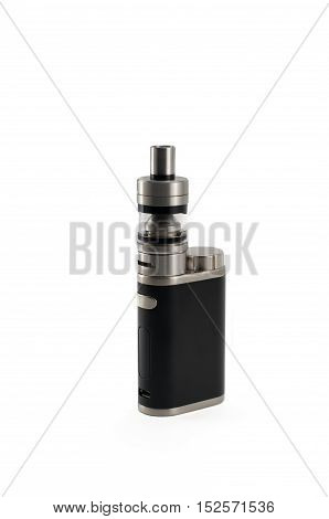 E-cigarette or vaping device isolated on white