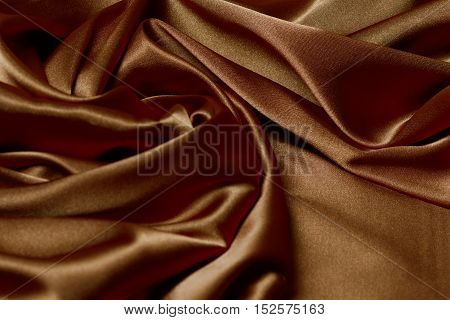 beautifu gold textile background, fabric gold  background
