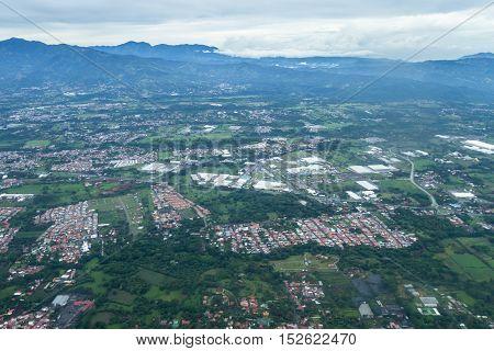 Downtown Alajuela, Costa Rcia