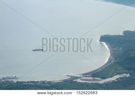 The Port Of Puntarenas