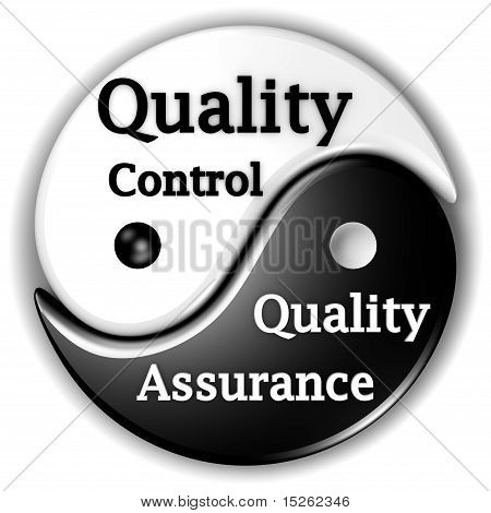 Quality assurance and Quality Control Ying-Yang