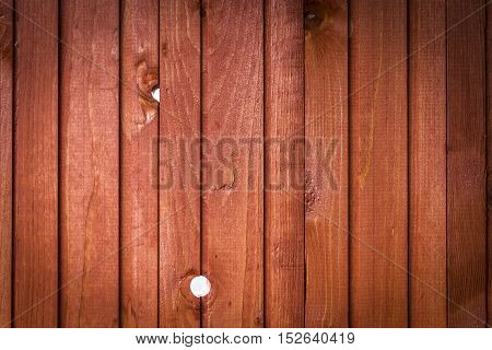 Wooden old planks closeup as a background.