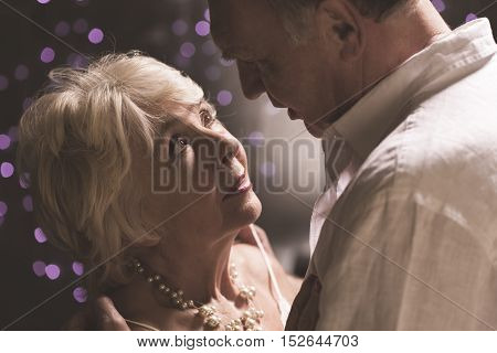 Sexy Senior Woman