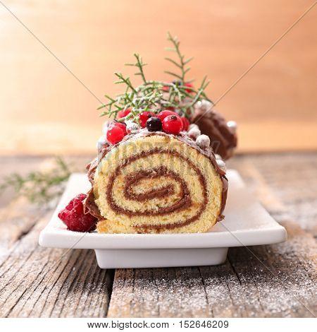 traditional christmas dessert