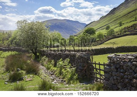 Wasdale Head, the Lake District, Cumbria, England