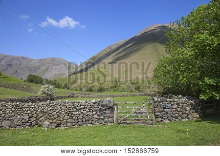 Wasdale Head, Wast Water, Lake District, Cumbria, England