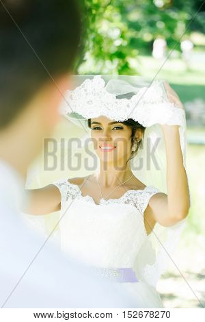 Sexy Bride Cute Woman