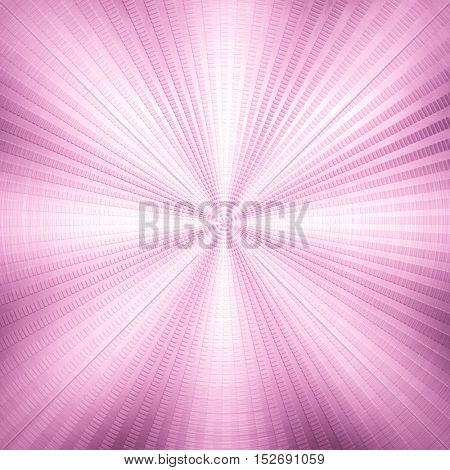 pink abstract metal design background