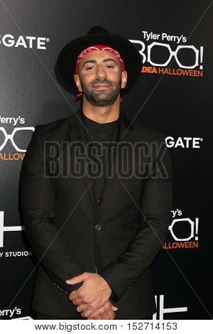 LOS ANGELES - OCT 17:  Yousef Erakat at the