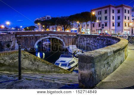 Leghorn, Tuscany, Italy