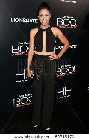 LOS ANGELES - OCT 17:  Liza Koshy at the