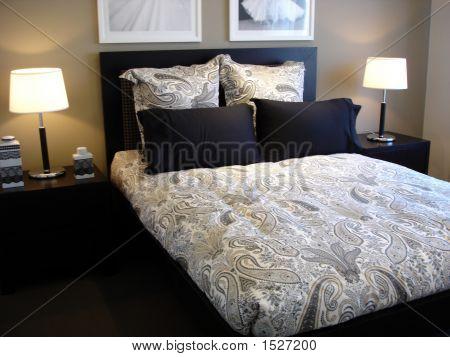 Black Coffee Bedroom