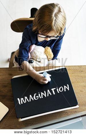 Dream Big Imagination Goal Target Inspiration Concept