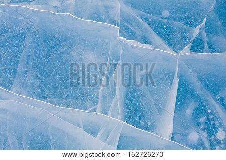 Ice Texture Original Design Pattern