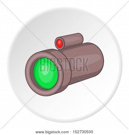 Lantern icon. Cartoon illustration of lantern vector icon for web
