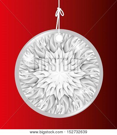 bright jewel luxury silver grey icon vector illustration eps 10