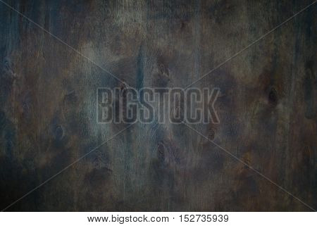 Wooden textured background painted with paint and varnish to photograph