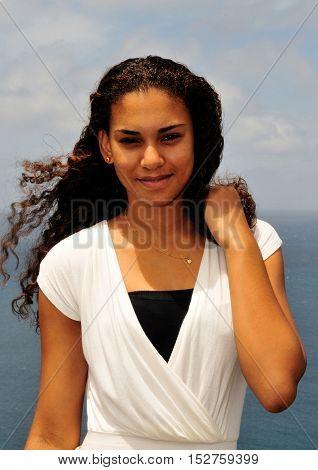 Cape Verdean Beauty