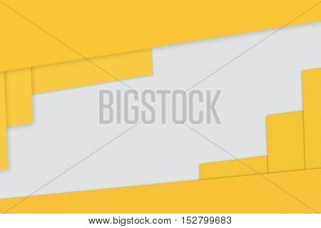 yellow color abstract multiply layer Monday background