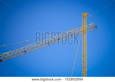 Machinery Construction Crane