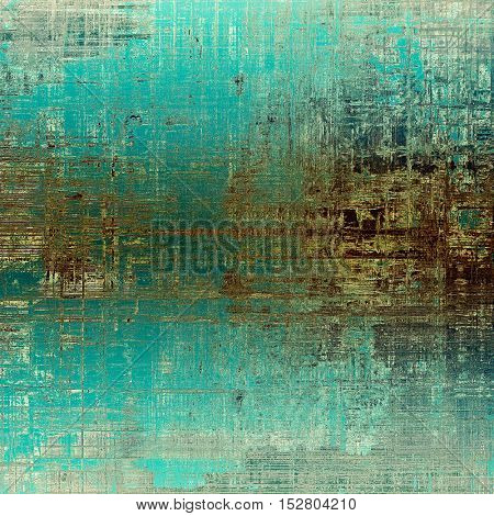 Distressed texture, faded grunge background or backdrop. With different color patterns: yellow (beige); brown; gray; blue; white; cyan