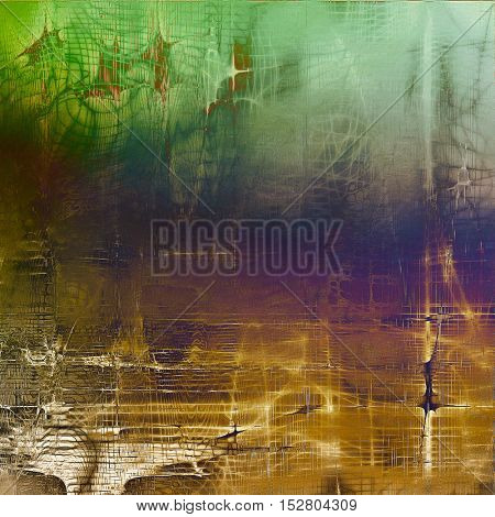 Elegant vintage background, antique texture. Designed grunge template with different color patterns: yellow (beige); brown; gray; green; blue; purple (violet)