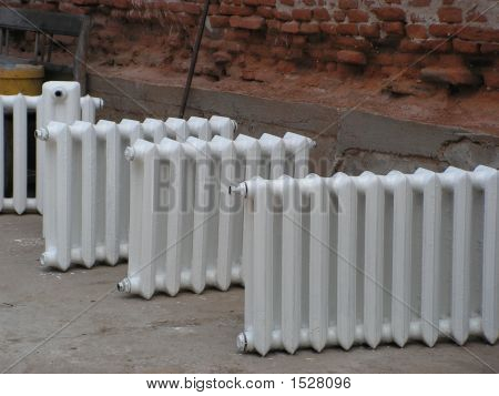 Dismantled Radiators