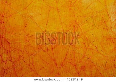 Vintage canvas background in autumn colors.