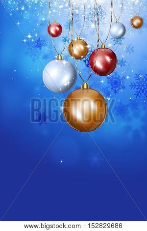 Xmas Holiday Background