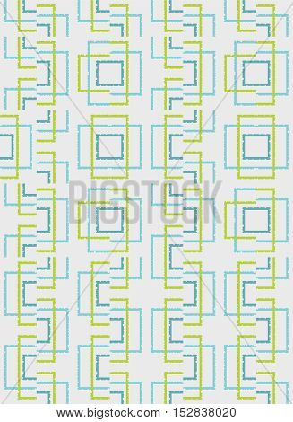 Abstract background with color line pattern for your template