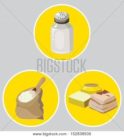 salt semolina refractory fats- food is harmful to the intestines. For your convenience each significant element is in a separate layer. Eps 10