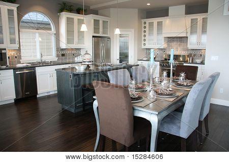 Luxury brand new kitchen
