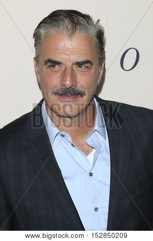 LOS ANGELES - OCT 20:  Chris Noth at the
