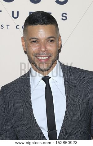 "LOS ANGELES - OCT 20:  Wilson Cruz at the ""Loving"" Premiere at Samuel Goldwyn Theater on October 20, 2016 in Beverly Hills, CA"