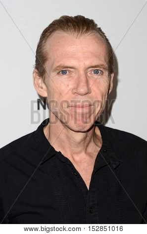 LOS ANGELES - OCT 20:  Richard Brake at the Special Screening of