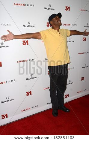 LOS ANGELES - OCT 20:  Lawrence Hilton-Jacobs at the Special Screening of
