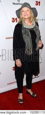 LOS ANGELES - OCT 20:  Judy Geeson at the Special Screening of