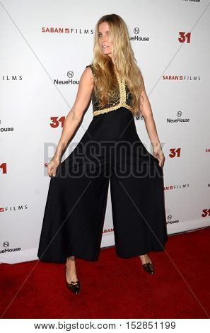 LOS ANGELES - OCT 20:  Sheri Moon Zombie at the Special Screening of