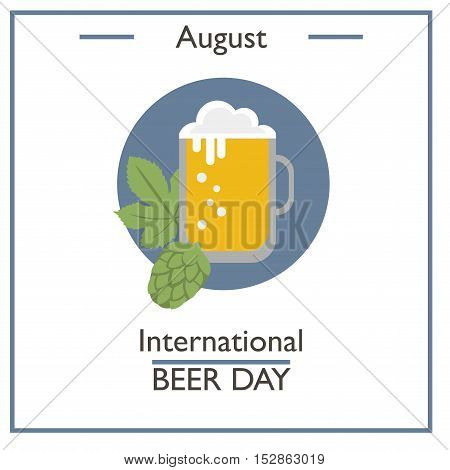International Beer Day, August