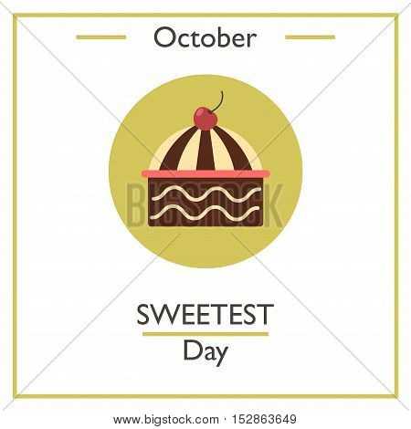 Sweetest Day, October