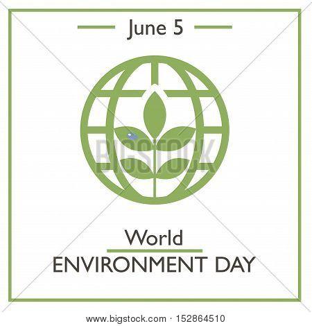 World Environment Day, June 5