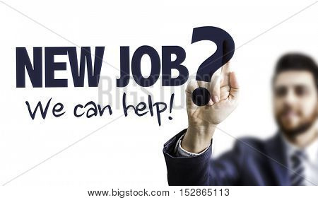 New Job? We Can Help!