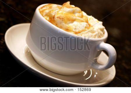 Caramel Espresso Coffee