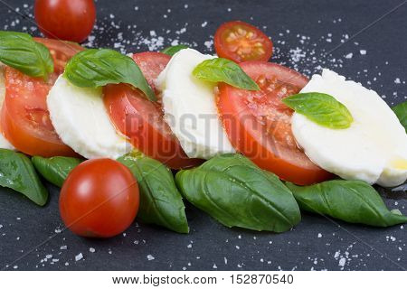 Italian Style Caprese Salad