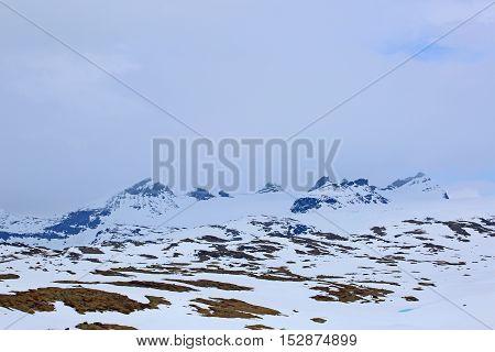 Spring Norway Landscape